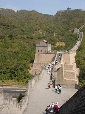 Great wall Beijing arcasia
